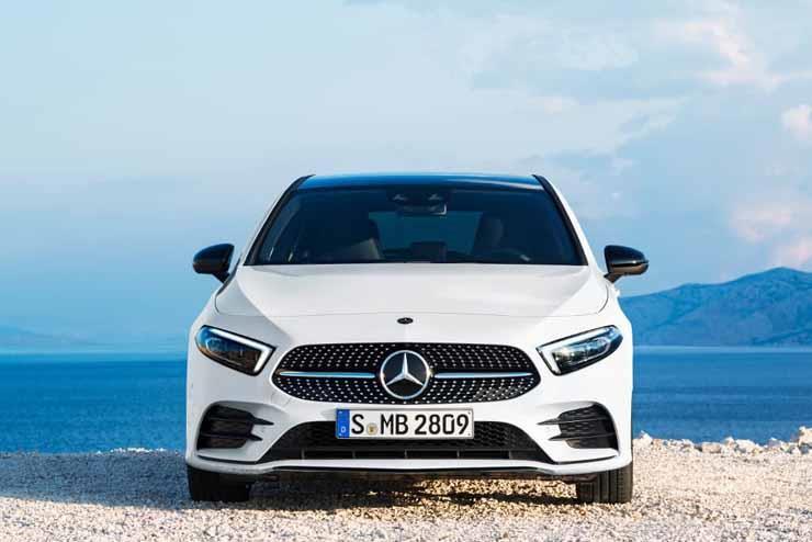سعر مرسيدس A Class 2020 الرسمي يبدأ بـ 684 ألف جنيه Egypt Automotive