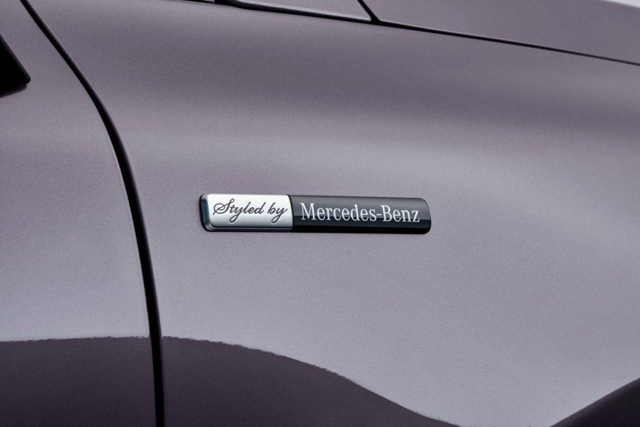 مرسيدس دينزا X سيارة SUV صينية بنسختين هجينة وكهربائية