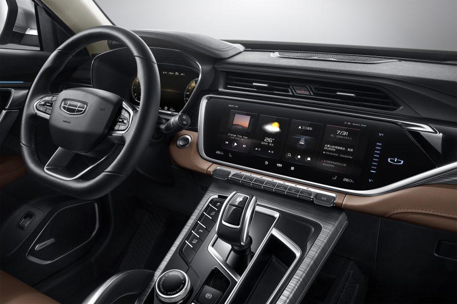 Atlas Pro سيارة جديدة من جيلي تعرف على مميزاتها