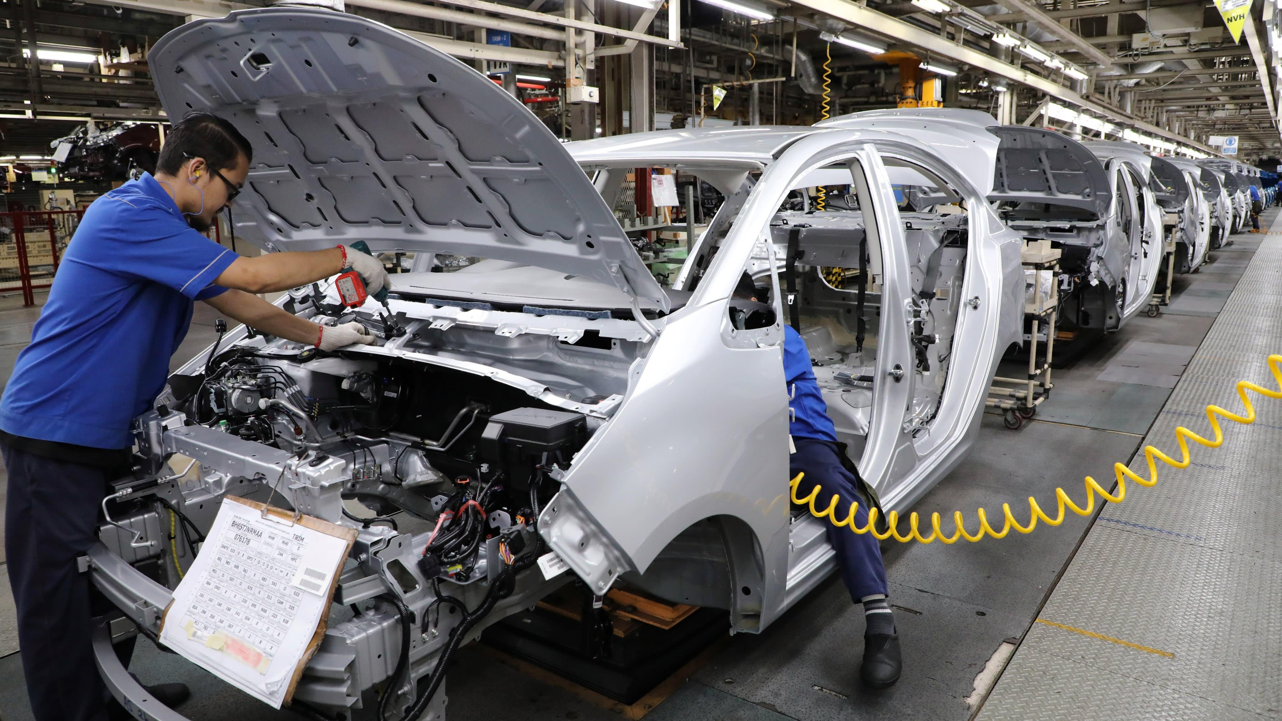 الهندسية للسيارات - تجميع بروتون , عز العرب , الفا عز العرب , تصنيع بروتون , النصر للسيارات , الهندسية للصناعات , القابضة للصناعات المعدنية , وزارة قطاع الأعمال