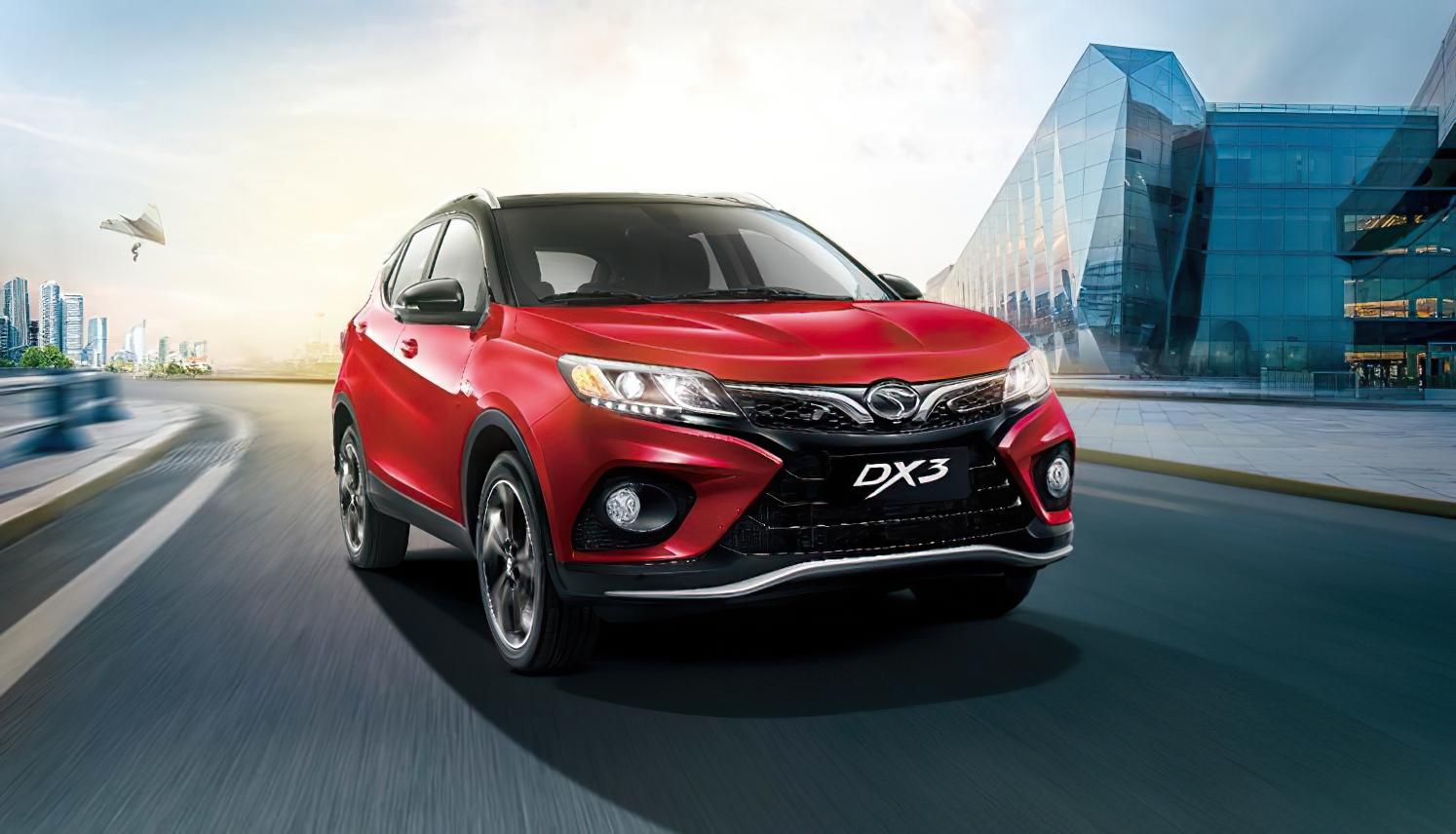 سعر DX3 - سعر ساوايست DX3 - مواصفات ساوايست DX3 - صور ساوايست DX3 - موقع سيارات - موقع اخبار السيارات - السيارات الجديدة - موديلات 2021 - صور DX3 - مواصفات DX3